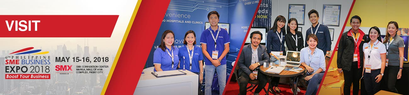 Visit PhilSME Business Expo