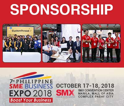Philippine SME Business Expo Sponsorship