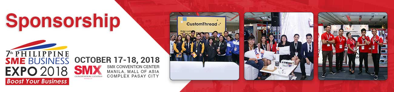 Philippine SME Business Expo Sponsorship